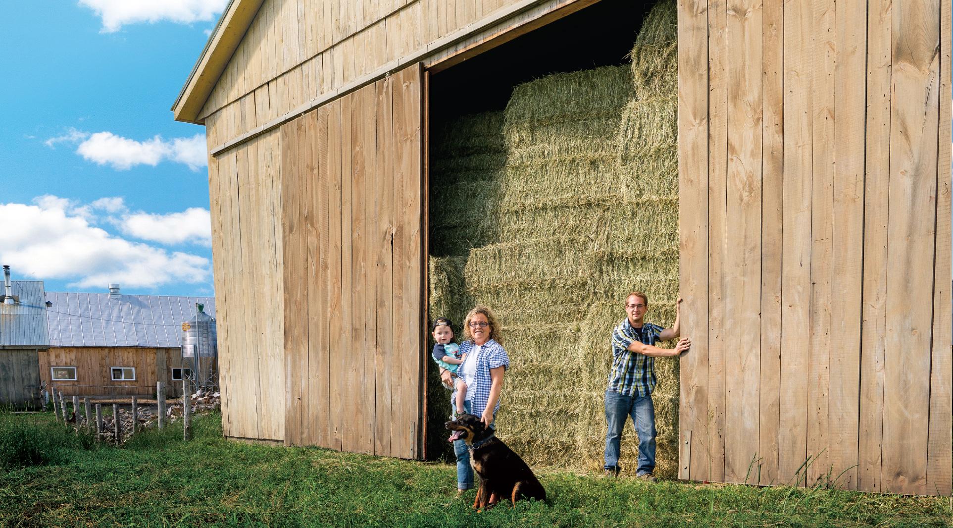 Portes ouvertes sur les fermes du qu bec upa accueil for Porte ouverte upa